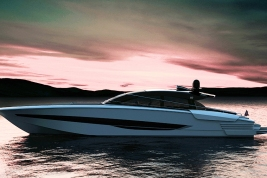 ISA Yachts' new Super Sportivo 100-foot GTO