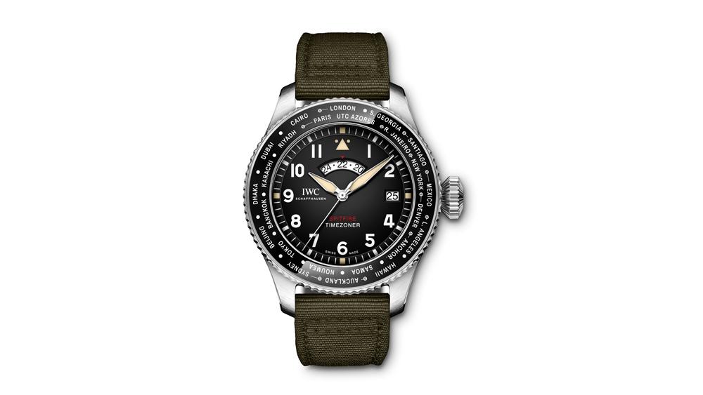 IWC Timezoner Spitfire Edition The Longest Flight