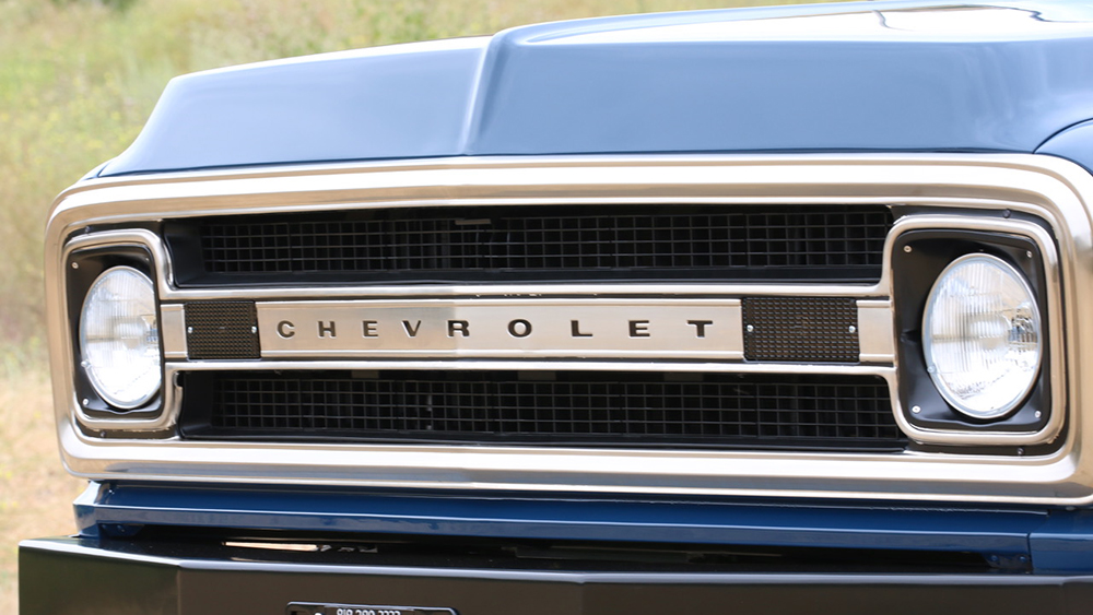 Icon's 1969 Chevrolet K5 Blazer Reformer