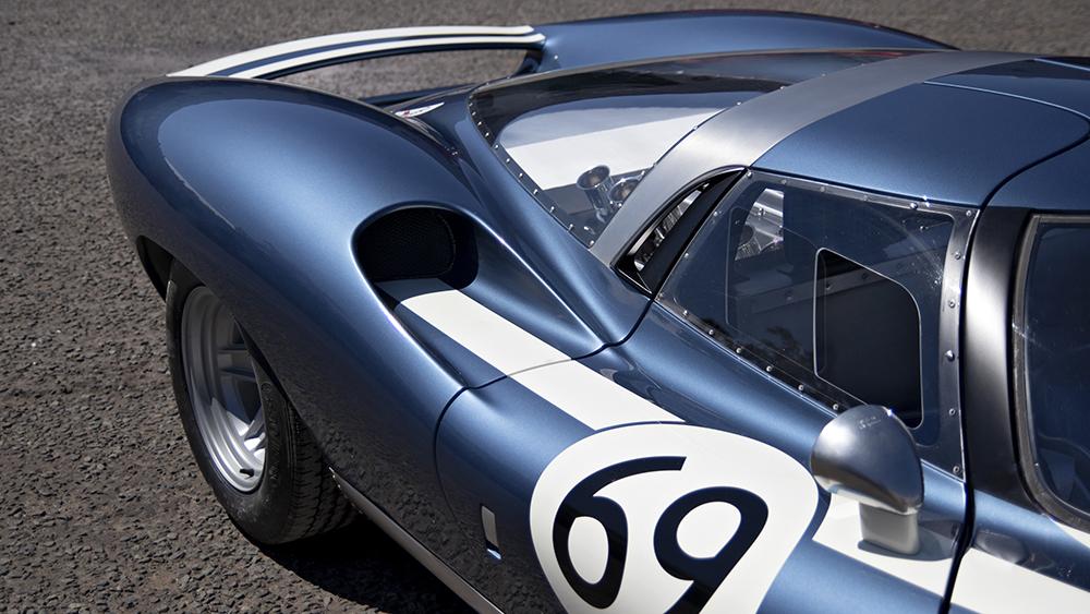 The Ecurie Ecosse LM69