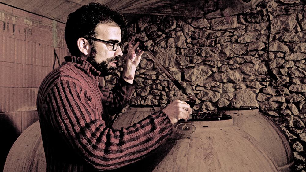 Loïc Pasquet of Liber Pater