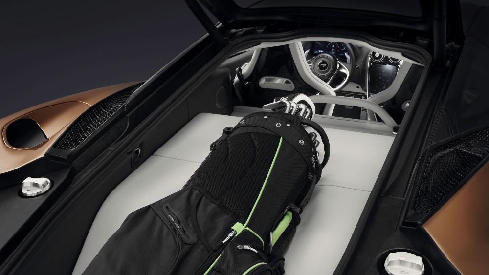 The McLaren GT