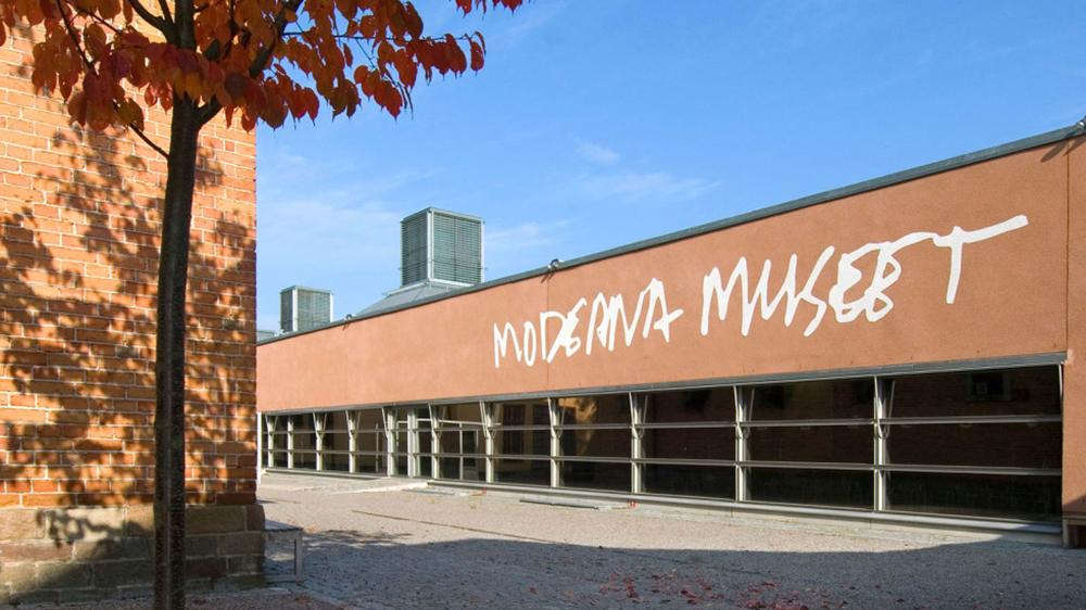 Moderna Museet in Stockholm Sweden