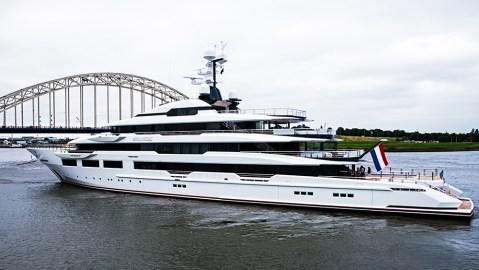 Oceanco Dreamboat Superyacht Espen Øino