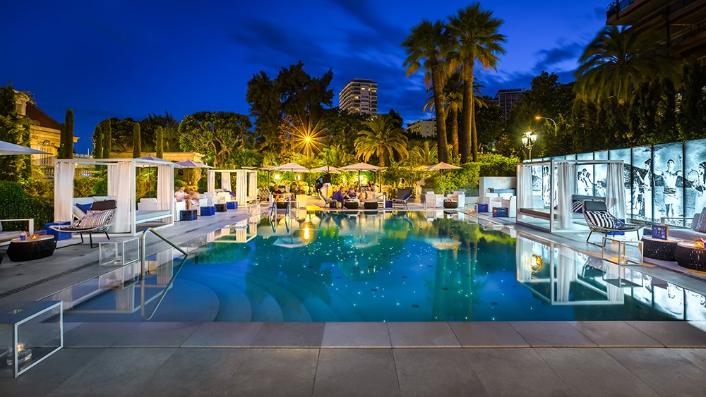 Odyssey at the iconic Hotel Metropole Monte-Carlo