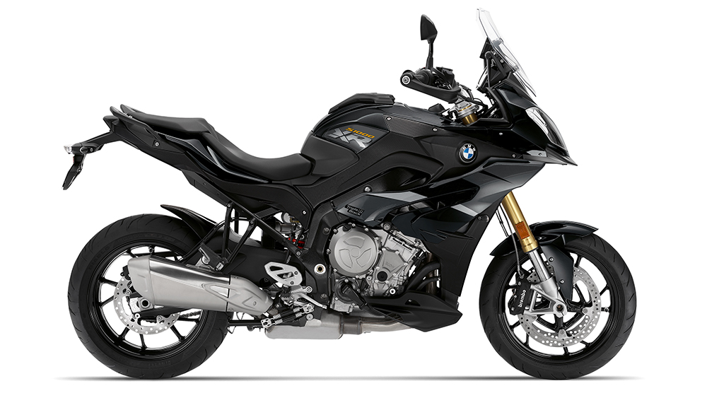BMW S 1000 XR in black