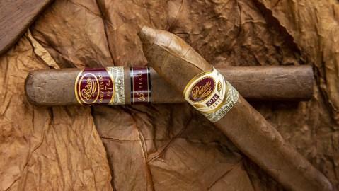 Padron cigars at the Cigar Padron factory Nicaragua