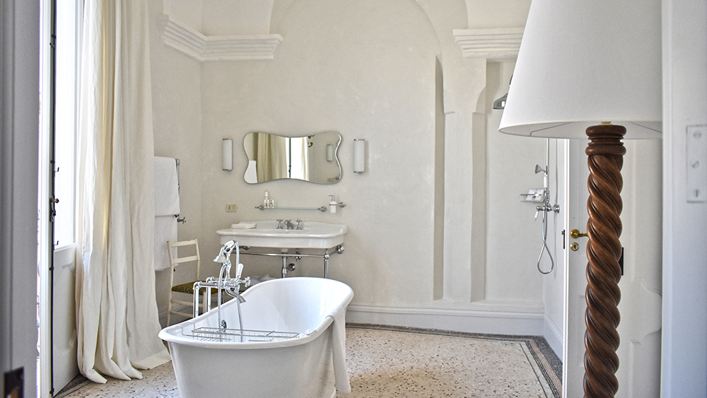 Palazzo Maritati e Muci Bathroom