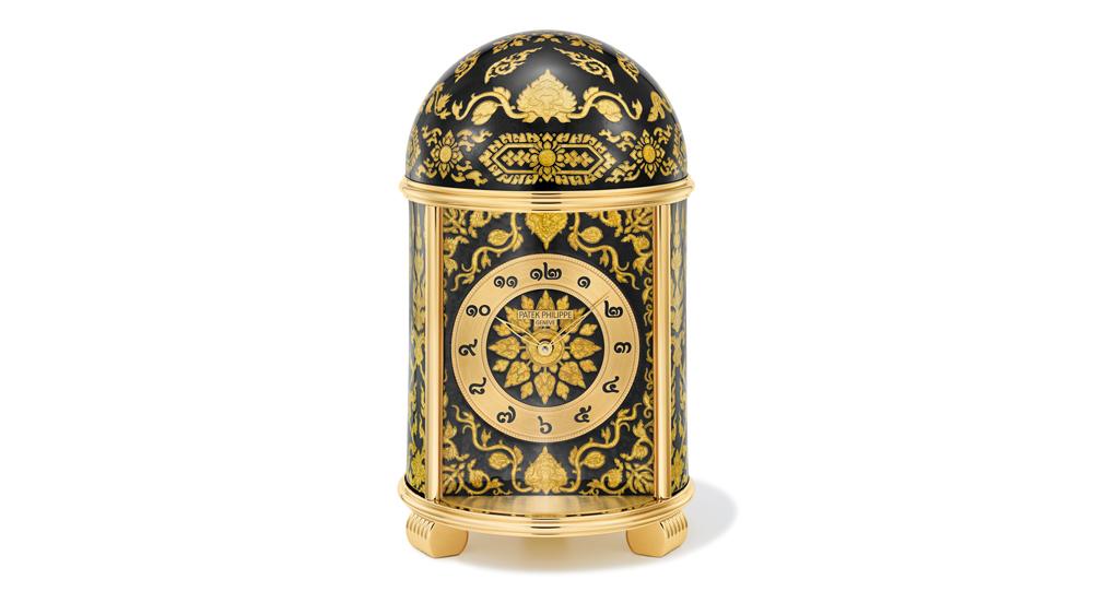Patek Philippe Thai Ornaments Table Clock