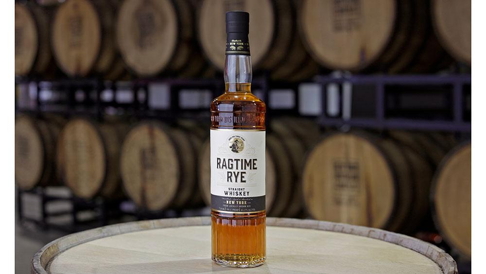 Ragtime Rye Bottled in Bond