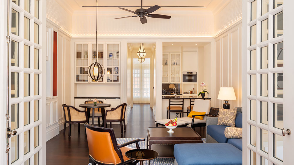 Residence Suite at Raffles