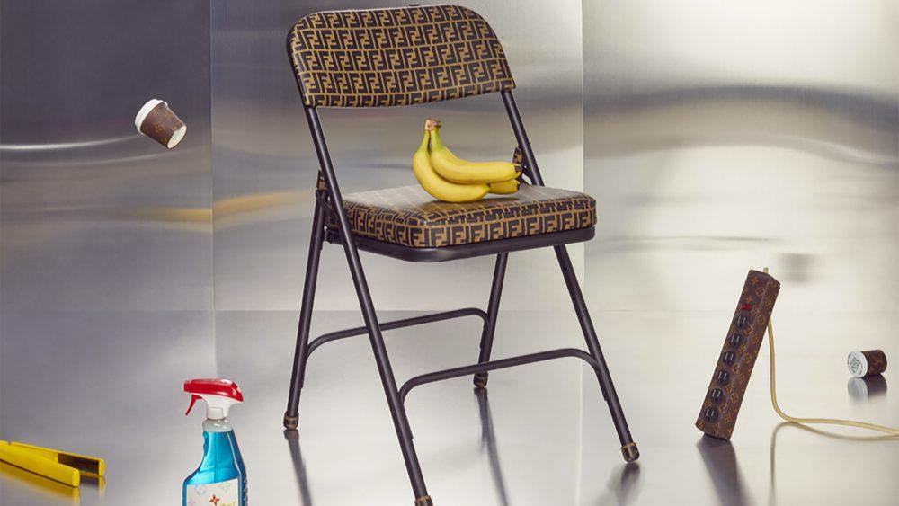 Sarah Coleman's Fendi Chair