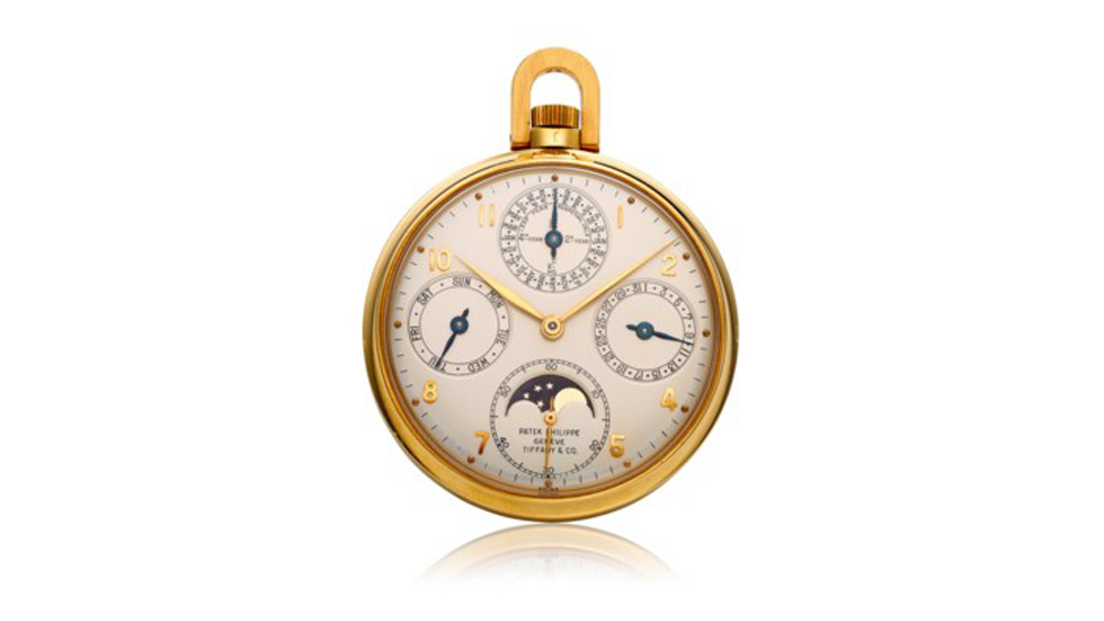 Patek Philippe Calendar Pocket Watch