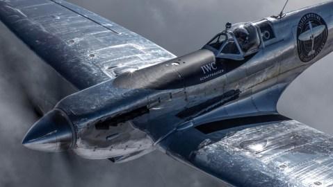 IWC Silver Spitfire