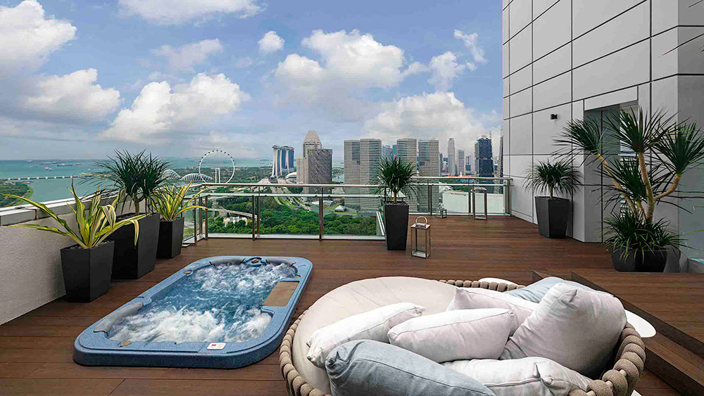 singapore super penthouse