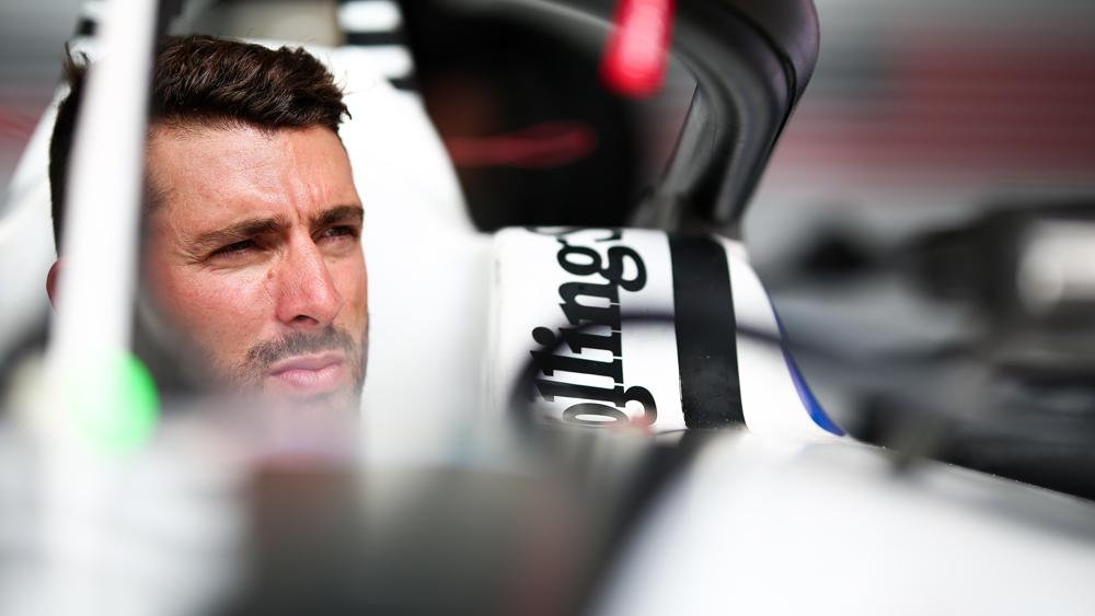 José María López, a three-time World Touring Car Driver's Champion.