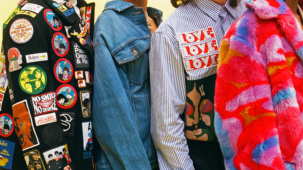"""Stella McCartney's new All Together Now collection was inspired by The Beatles' """"Yellow Submarine."""""""