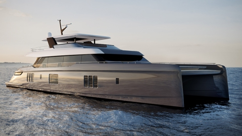 Sunreef Yachts 80 Sunreef Power catamaran superyacht