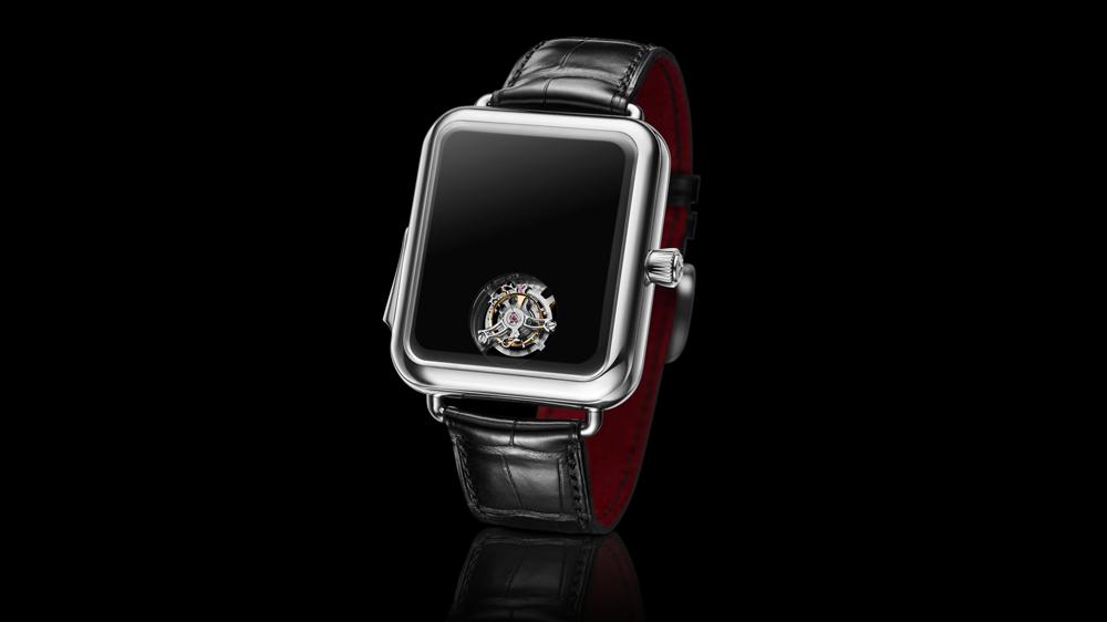 H. Moser & Cie Swiss Alp Watch Concept