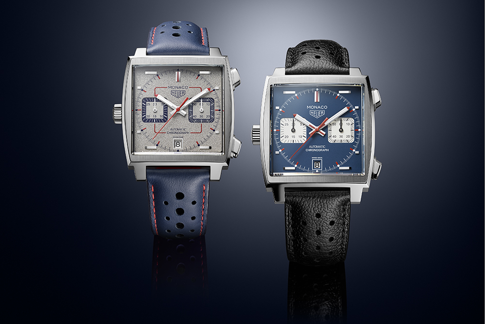Tag Heuer 1989 1999 Special Edition Watch