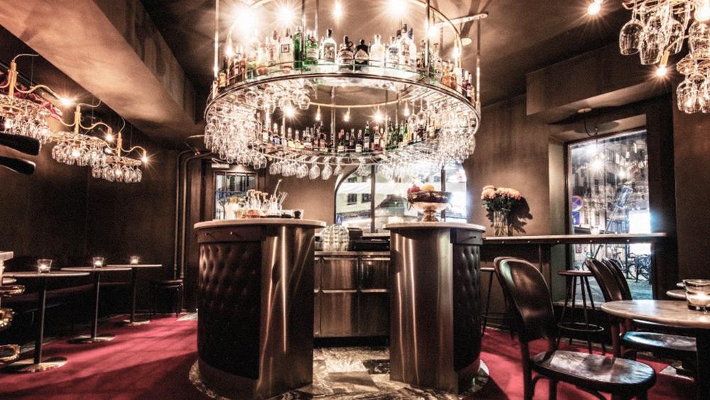 Teatergrillen bar in Stockholm Sweden