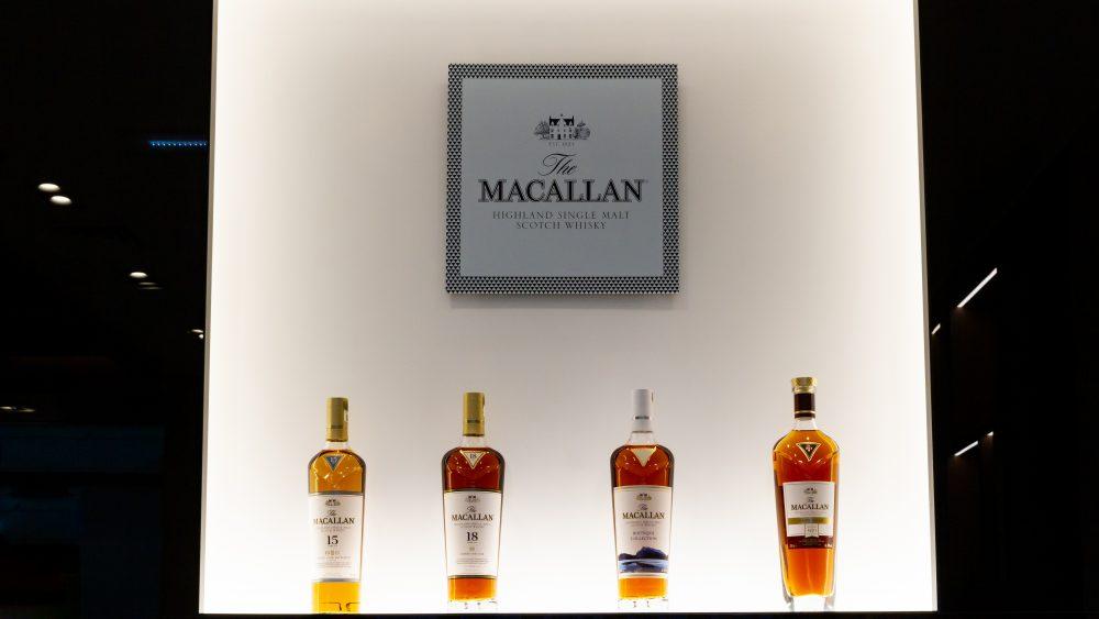 The Macallan Boutique at Dubai Airport