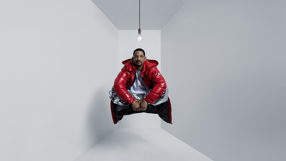 Will Smith is the new face of Moncler