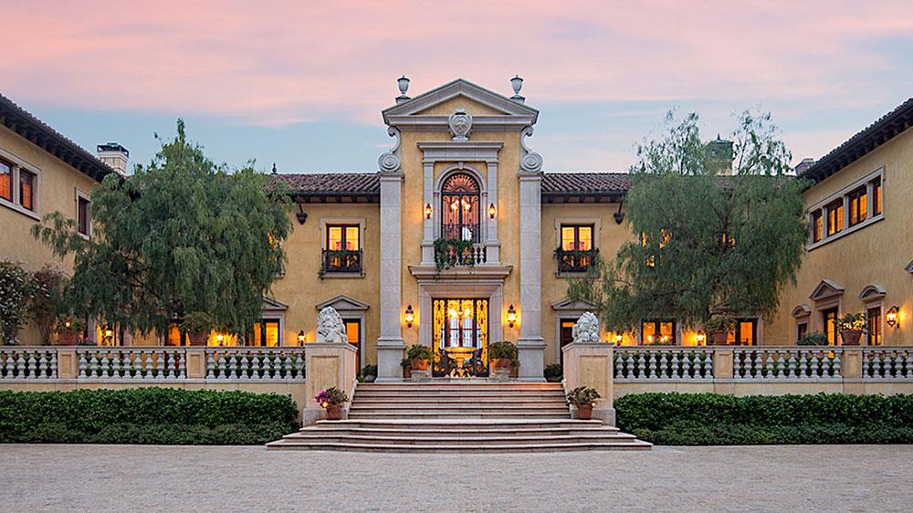 Villa Firenze california