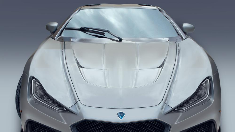 The Volant supercar concept.