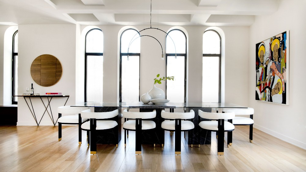 The Penthouse at 66 East 11th Street in Manhattan