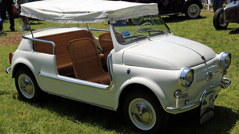 1961 Fiat 500 Jolly