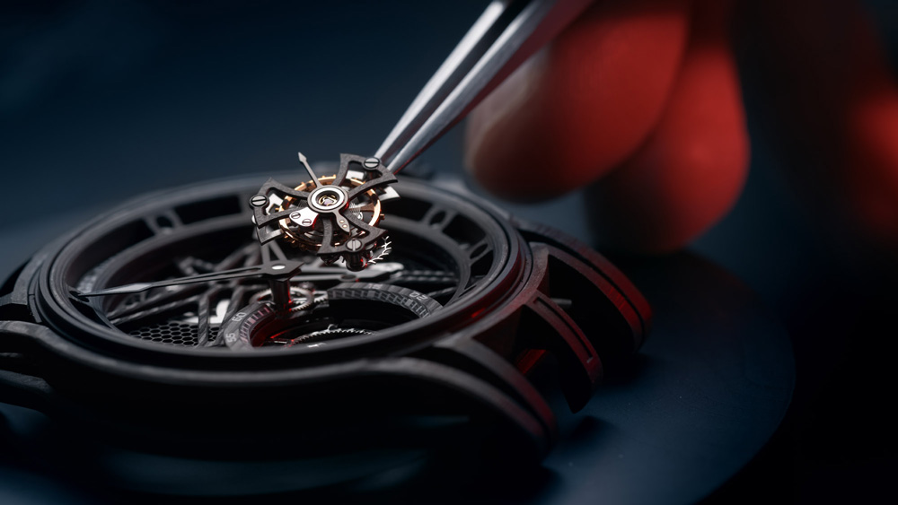Roger Dubuis Spider Excalibur Carbon3