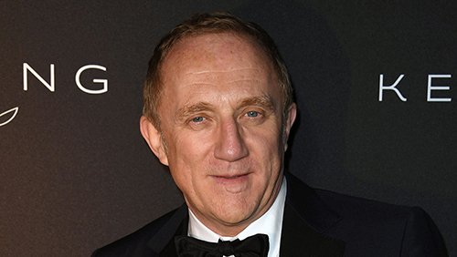 Francois Pinault attends the Kering Women in Motion Awards Dinner Party during the 71st annual Cannes Film Festival in Cannes, France, 13 May 2018. The festival runs from 08 to 19 May.Kering Women in Motion Awards Dinner Party - 71st Cannes Film Festival, Cap D'antibes, France