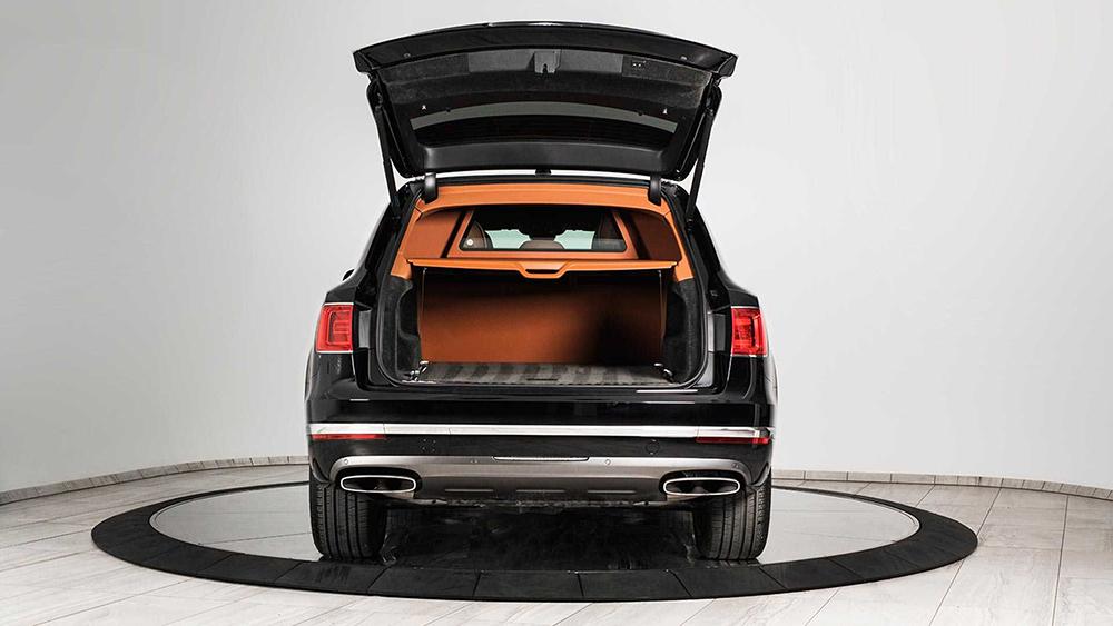 Inkas Armored Bentley Bentayga