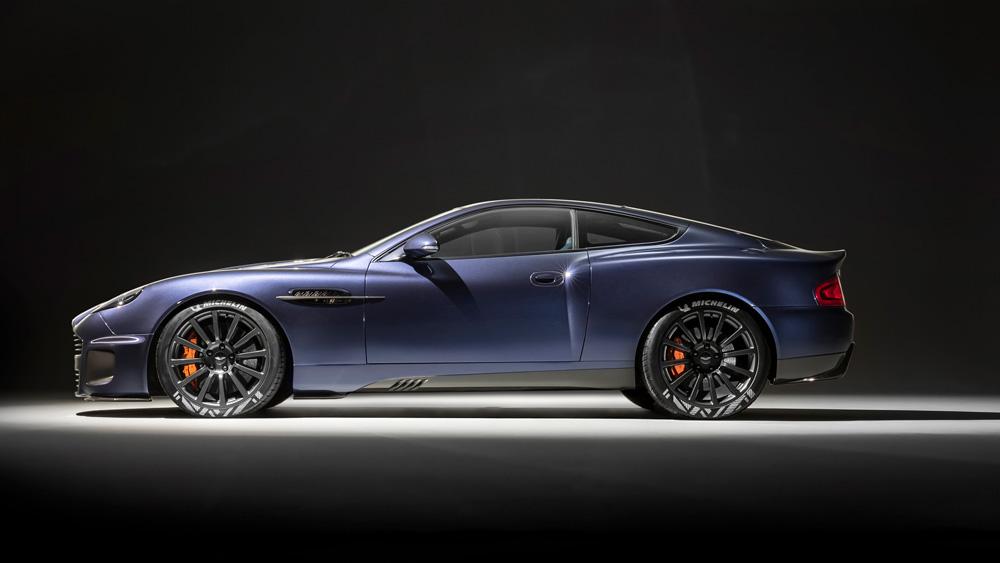 The Aston Martin Vanquish 25 by Callum.