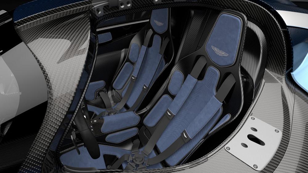 The Aston Martin Valkyrie's Customisation Programme