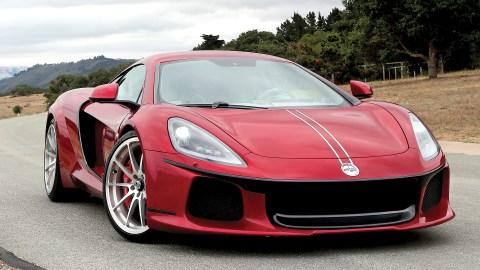 The new Automobili Turismo e Sport ATS GT