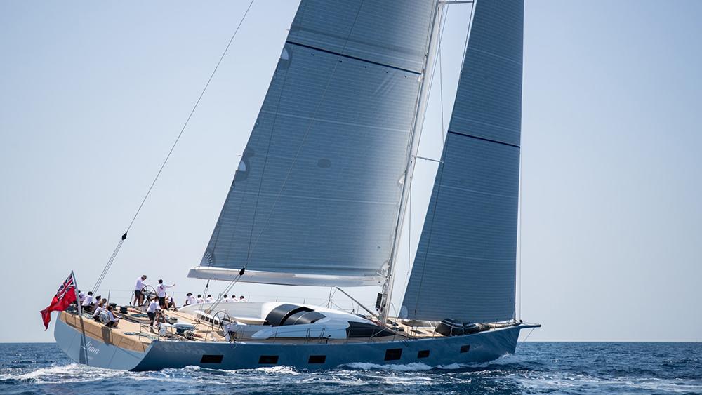 Baltic Yachts' 112-foot sailing yacht Liara