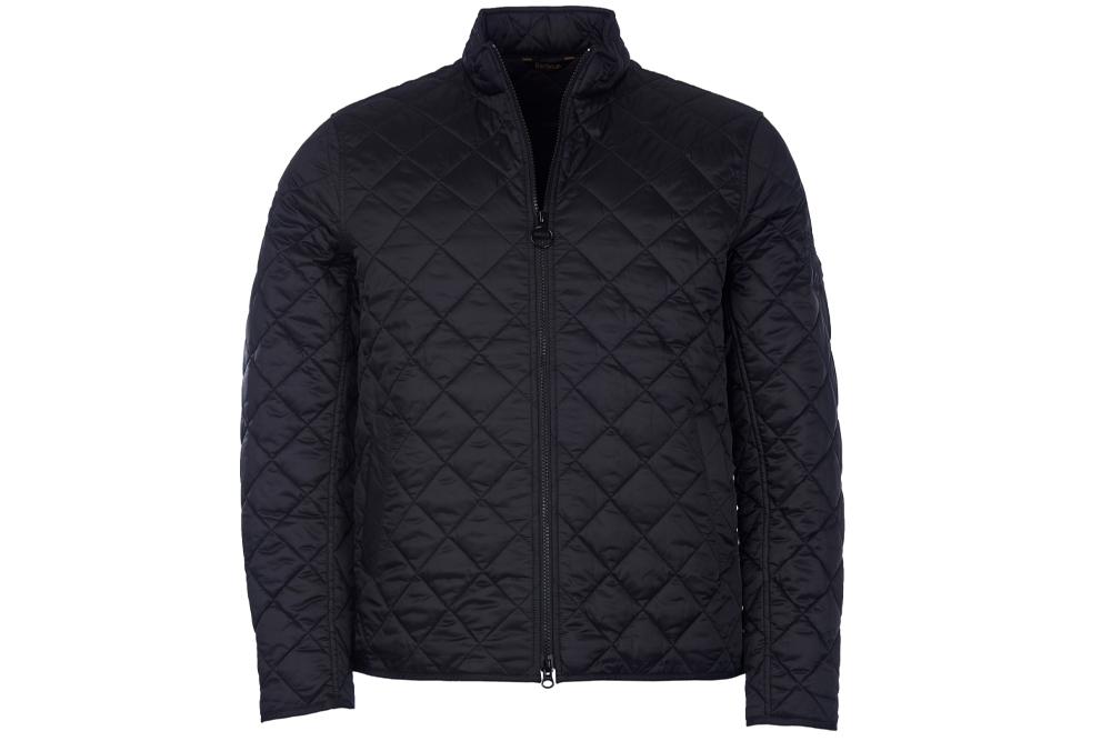 The Barbour x Steve McQueen Gear Quilt Jacket