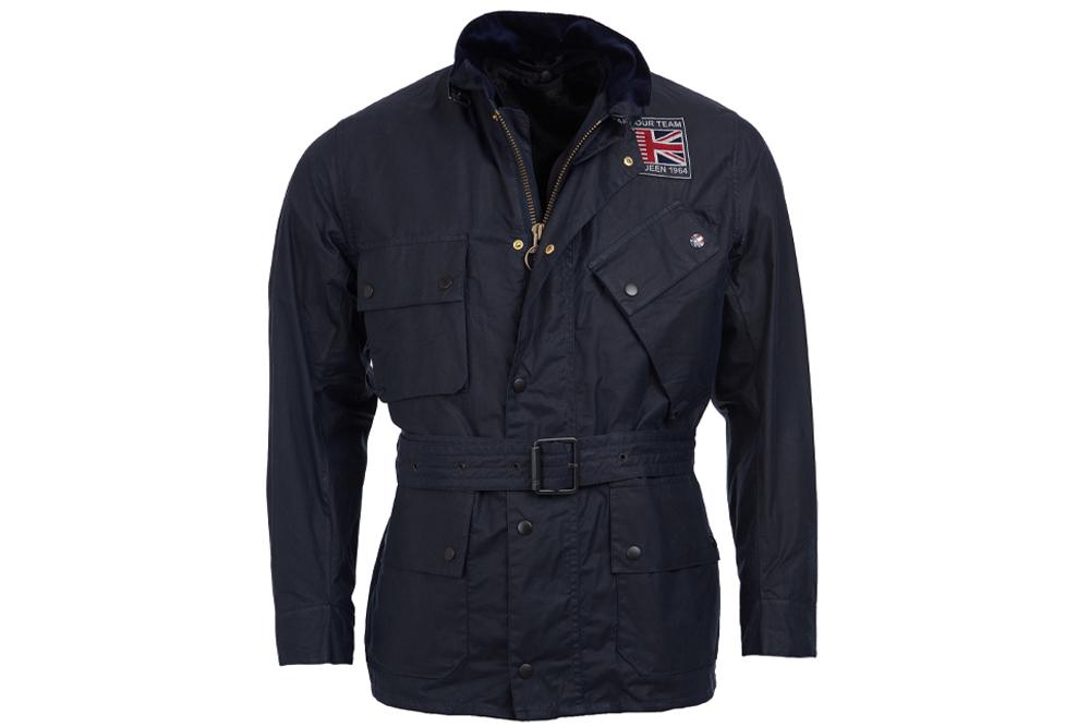 Barbour Steve McQueen Joshua Waxex Cotton Jacket