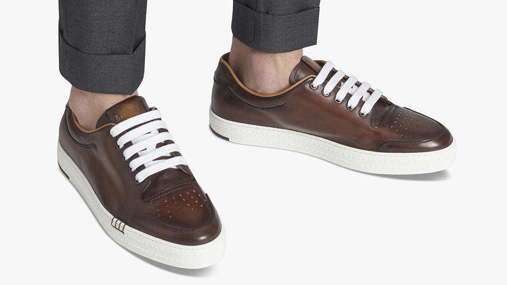 Berluti's Playtime Palermo Sneakers