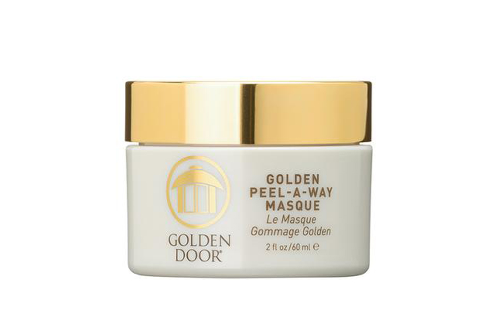 Golden Door Peel Away Mask