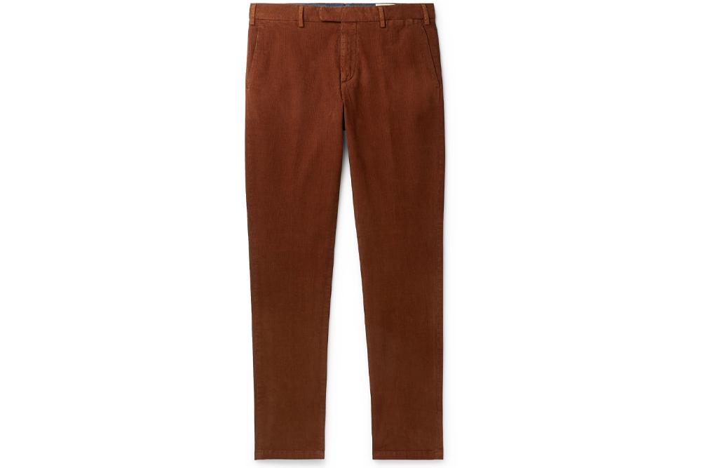 Boglioli Cordoroy Trousers