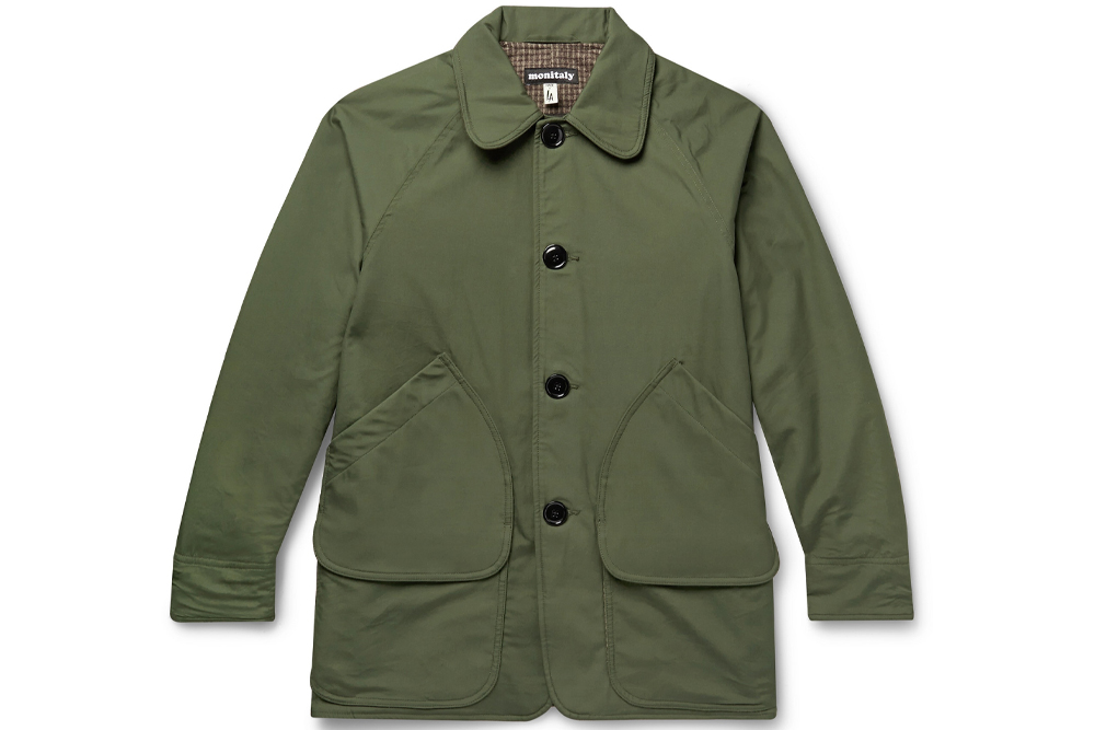 Monitaly Chore Jacket