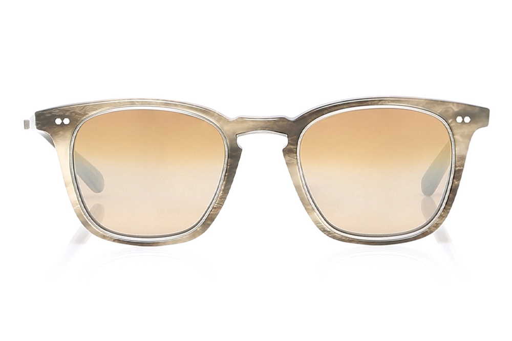 Mr Leight Square Frame Sunglasses