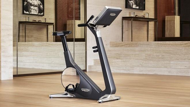 Technogym's New Bike Personal
