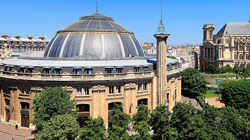 Bourse de Commerce, slated to open in Paris in 2020,