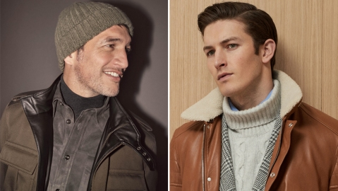 Brioni and Brunello Cucinelli FW19 collections