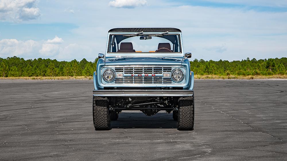 Velocity Restorations' 1969 Ford Bronco