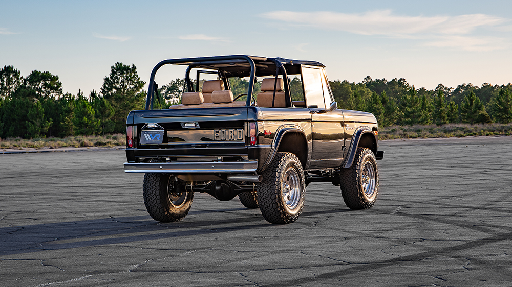 Velocity Restorations' 1973 Ford Bronco
